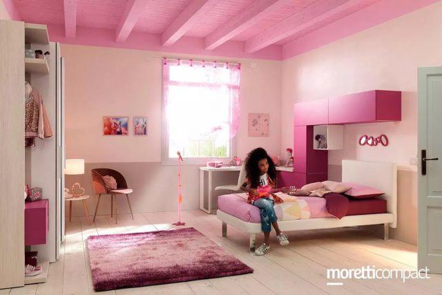 Camerette Moretti Compact | Arreda Srl